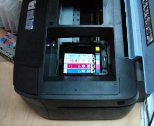 Инструуция по установке СНПЧ Epson R270