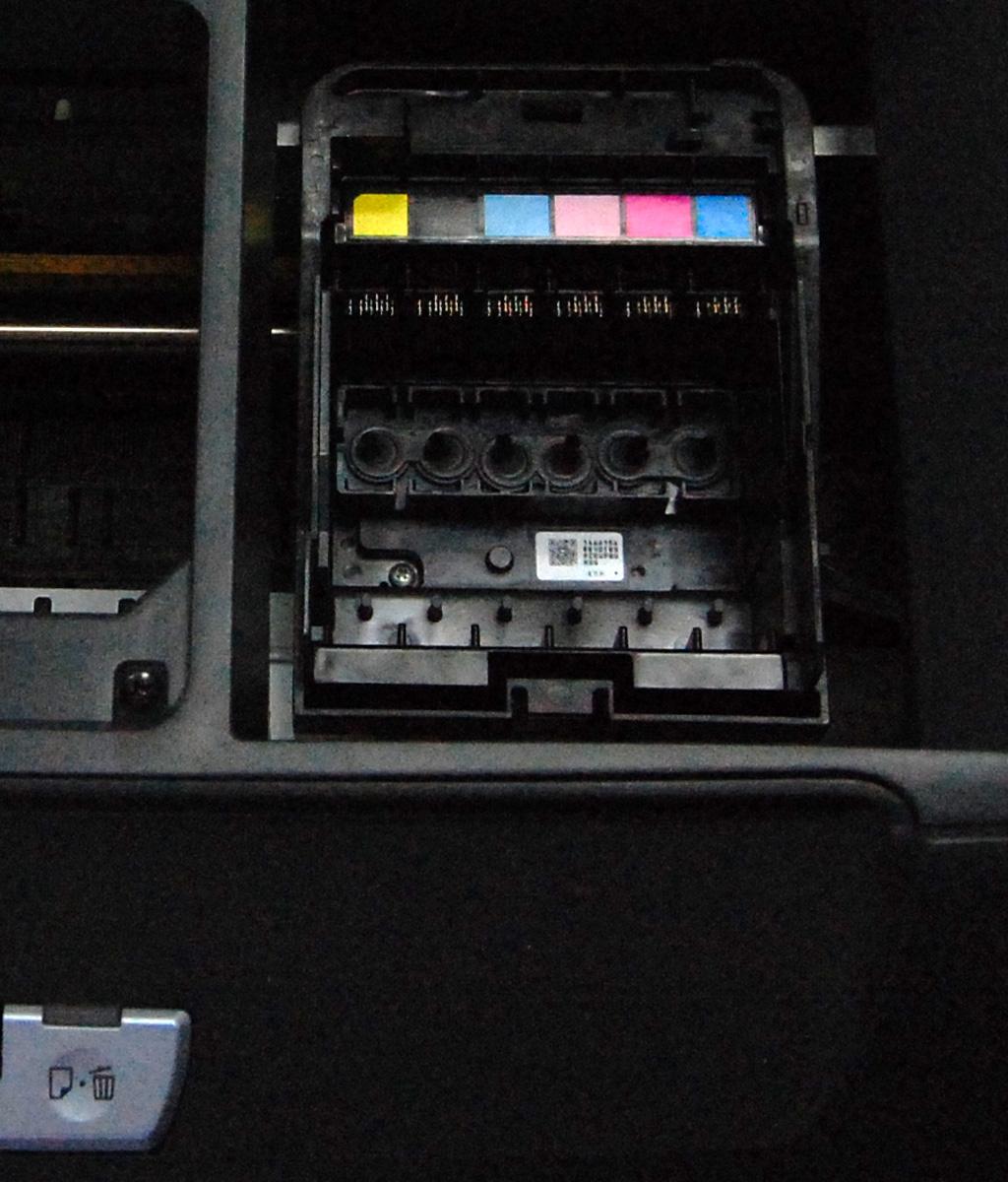 промывка печатающей головки epson r270 подробная инструкция с фо